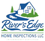 River's Edge Home Inspection Logo